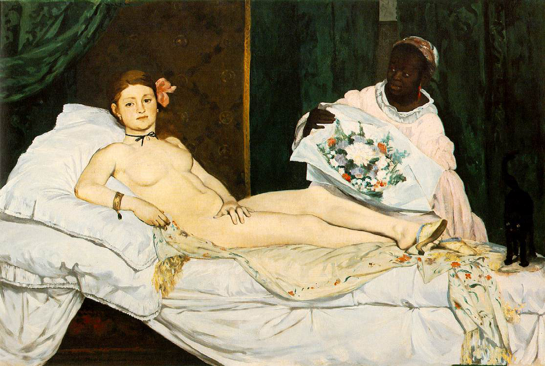15 E. Manet Olympia,1863.jpg