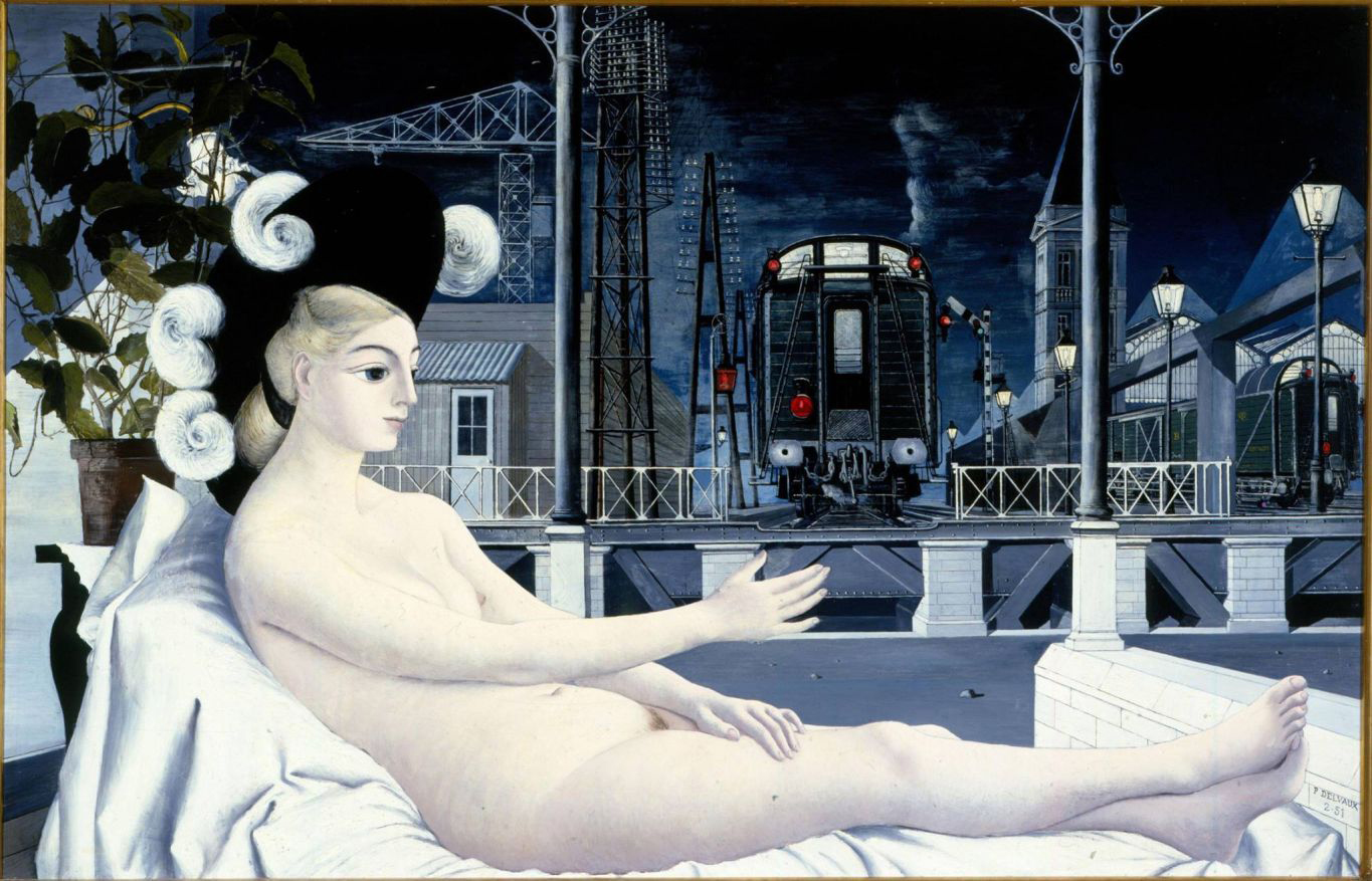 Paul Delvaux Iron Age 1951.jpg
