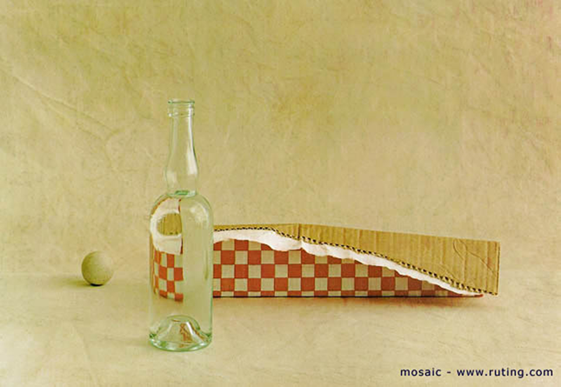 31 mosaic Peter Ruting