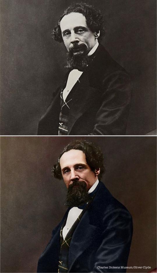 1. Dickens combi credits
