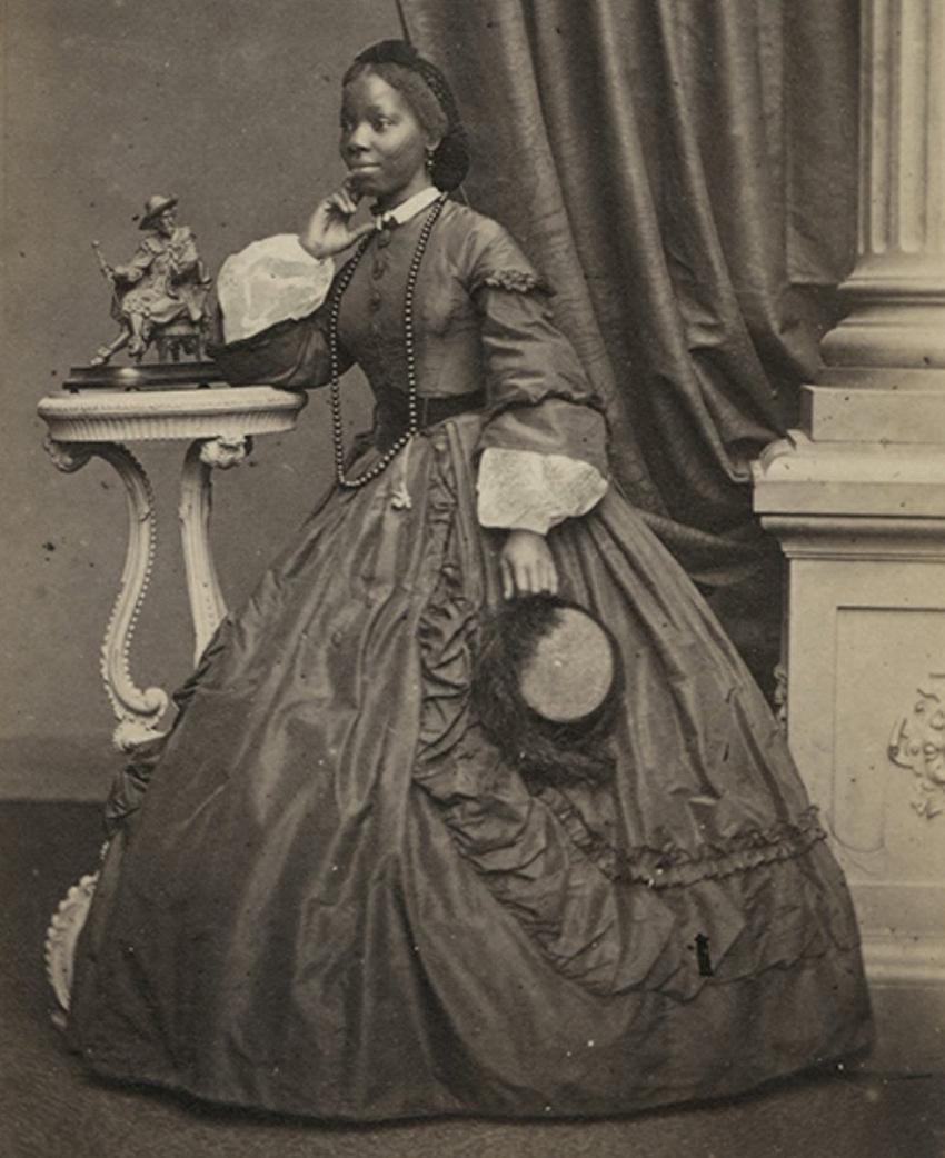 4 Sarah Forbes Bonetta 1864