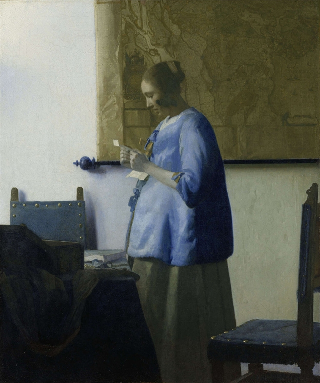 Vermeer,_Johannes_-_Woman_reading_a_letter_-_ca-1._1662-1663