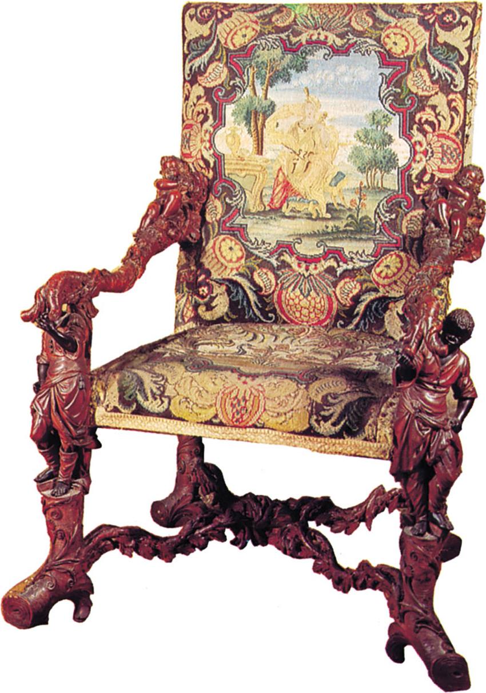 2. Walgelijke stoelen Ca' R